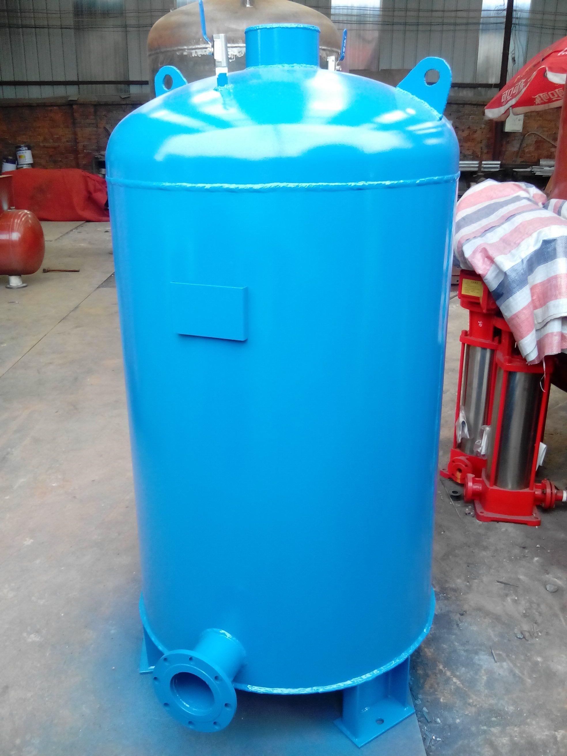 安徽過濾器真空引水罐批發價格