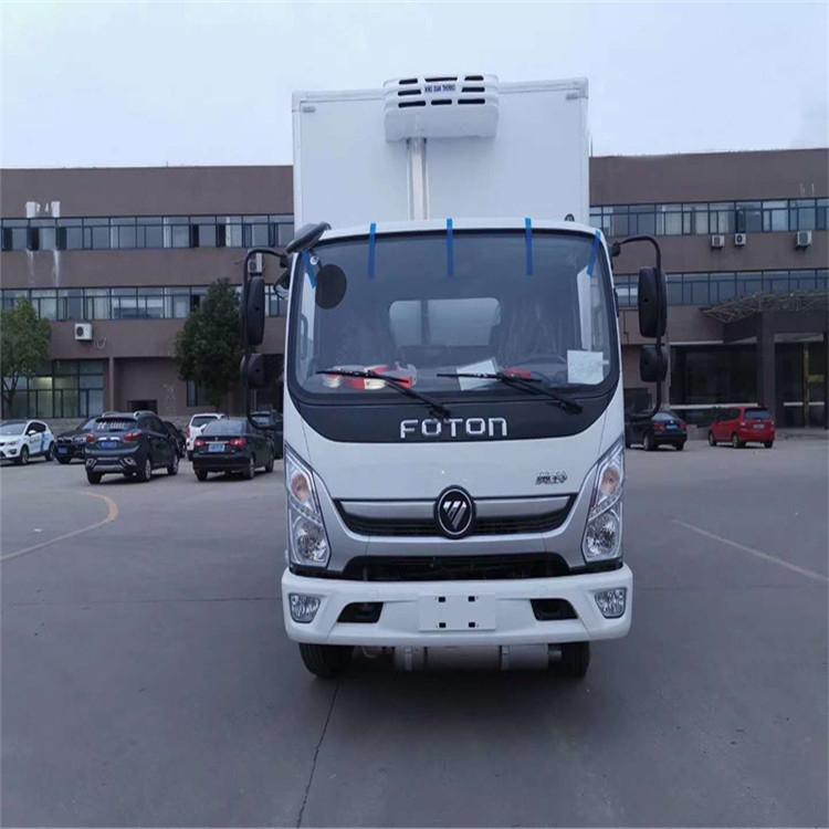厂家4米2垃圾运输车 感染性物质杀菌垃圾车