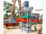 水磨石磚機自動化程度高操作簡單設備操作只需2-3人