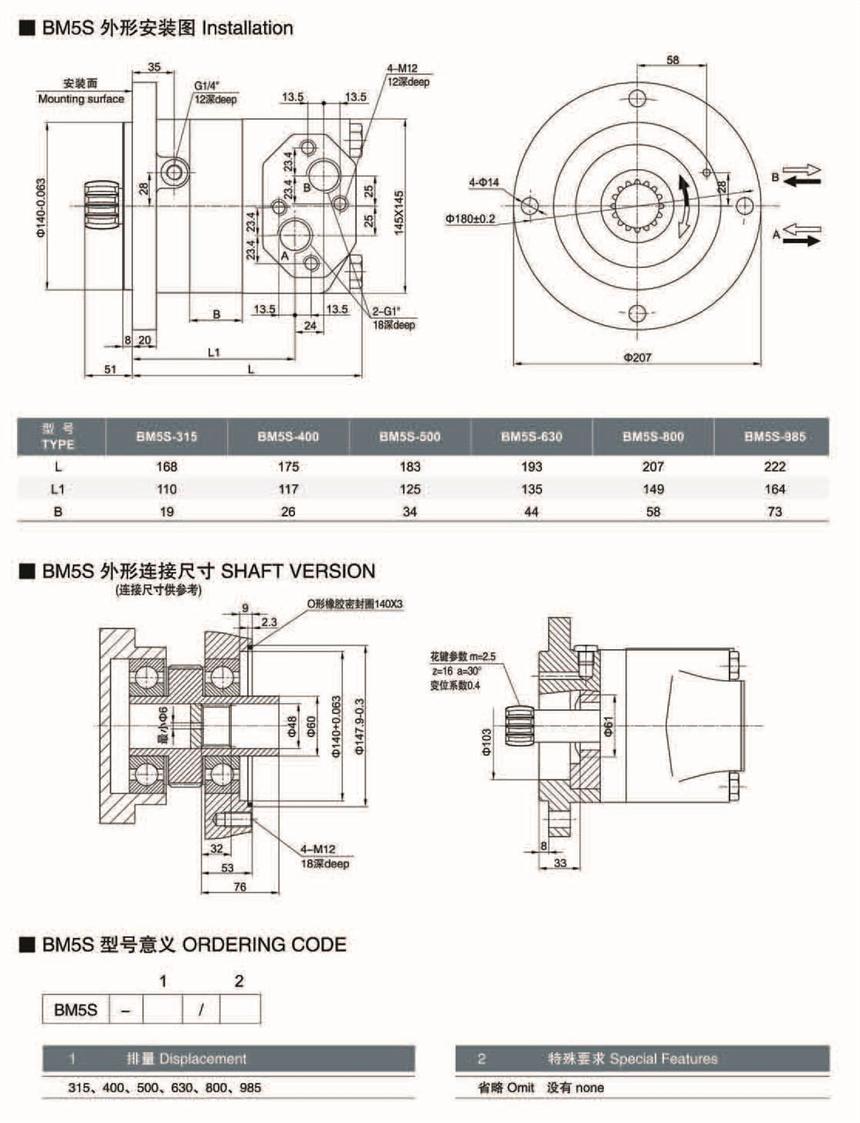 NXQ-A-80/10-L-Y,囊式蓄能器
