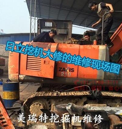 甘州区小松挖掘机维修发动机配件咨询故障