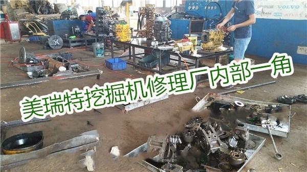 城关区日立挖掘机维修供给系统引发柴油机故障排查