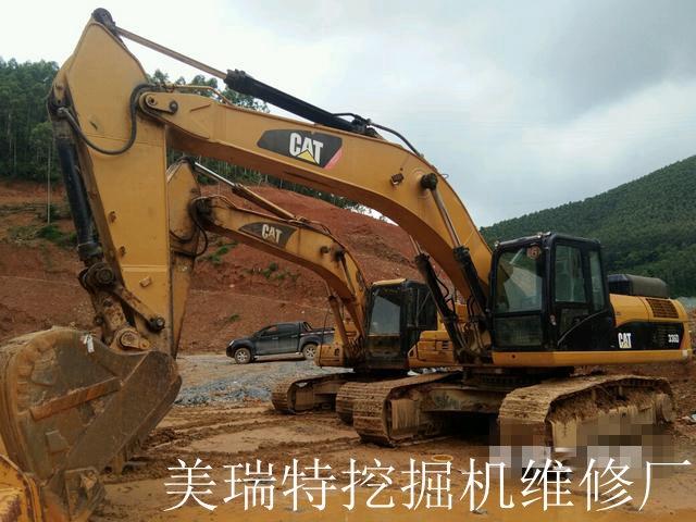 五台县日立挖掘机维修有保障-五台县