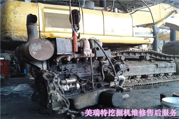 黔江小松挖掘机维修绝招