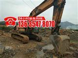 潞城市利勃海尔挖掘机维修R924挖机旋转慢无力