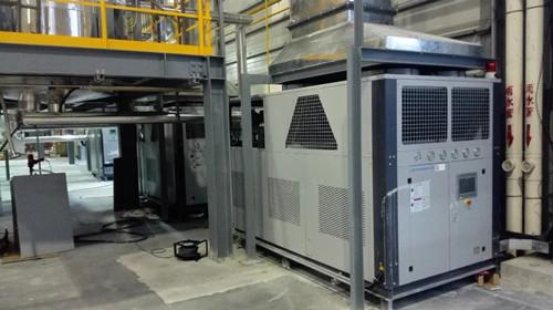 反应釜冷水机,反应釜冷却机