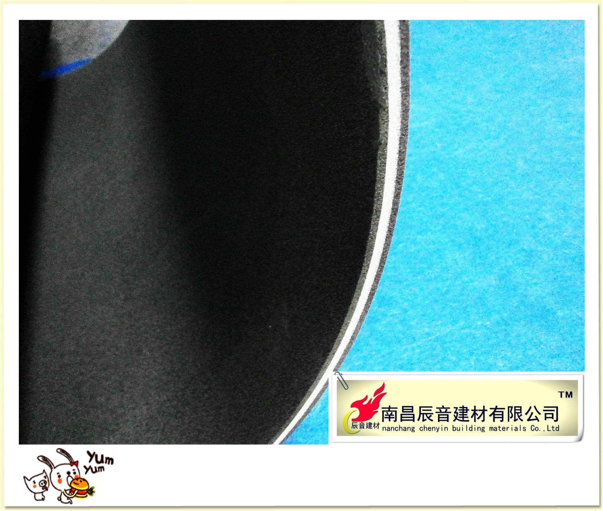 岑巩县酒吧隔音板地面低频减震垫