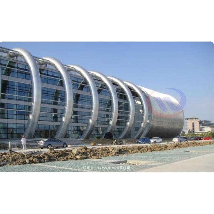 鋁鎂錳合金板 金屬屋面板 65-400直立鎖邊屋面 廠家直銷