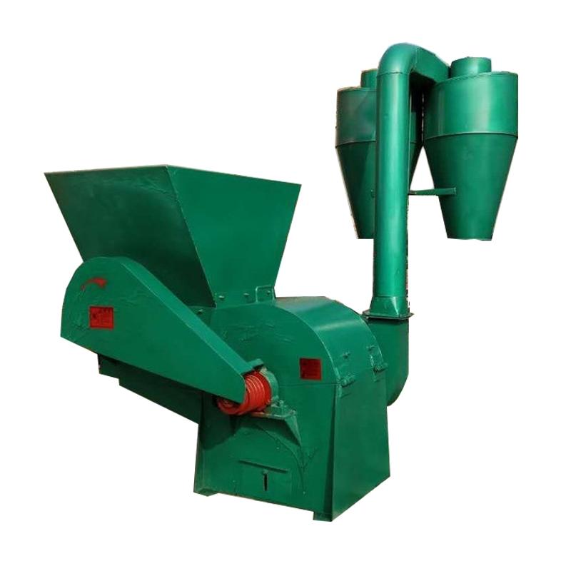 玉米裤粉碎机 大型秸秆干湿粉碎机 粉碎铡草机厂家加工定制
