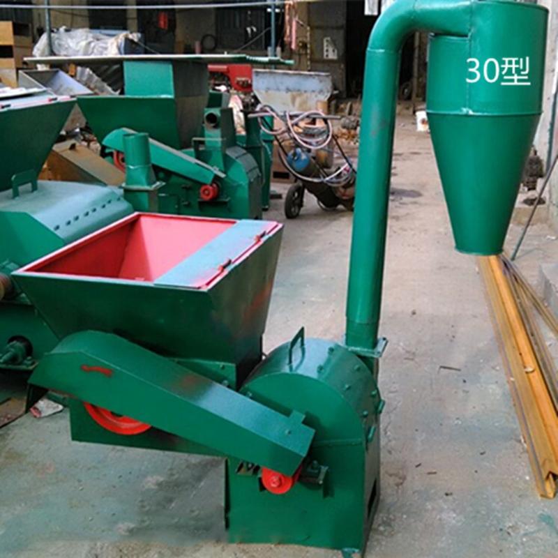 干湿两用秸秆粉碎机铡草机 多功能粉草机 花生秧打糠机厂家批发