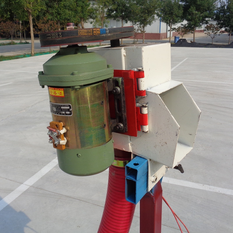 農豐利農用收糧食裝車用的吸糧機小型電動喝糧機廠家供應