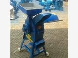 武威市多功能飼料粉碎機 保質保量秸稈鍘草粉碎機多功能干濕兩用園林樹枝粉碎機打糠機