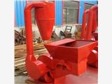 加大進料口秸稈粉碎機 450型豆秸稈打粉機價 稻草自動粉碎機