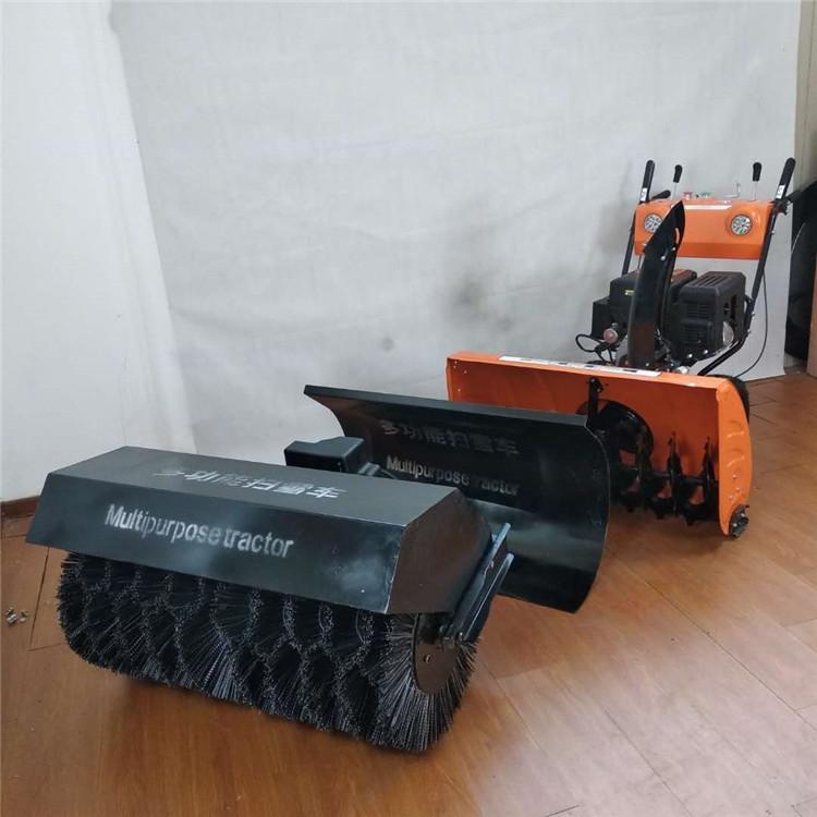 新疆小型扫雪机 自走式除雪机 品质保证
