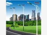 榆林綏德縣太陽能路燈廠家