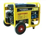 无电抢修190A发电带电焊两用机