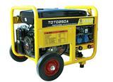 户外不接电源250A汽油发电电焊机