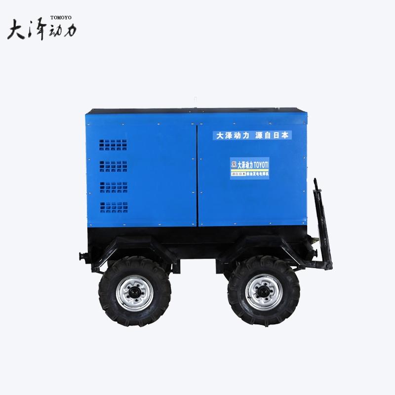 百搜不如一問500A柴油發電電焊機 大澤動力