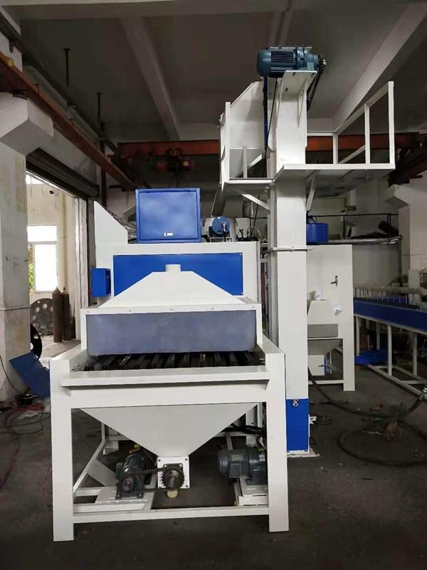 50型履帶式自動打砂機生產廠家