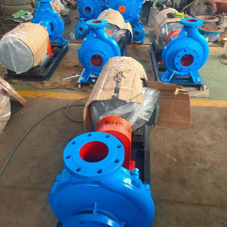厂家直销is100-80-160清水离心泵管道增压循环泵