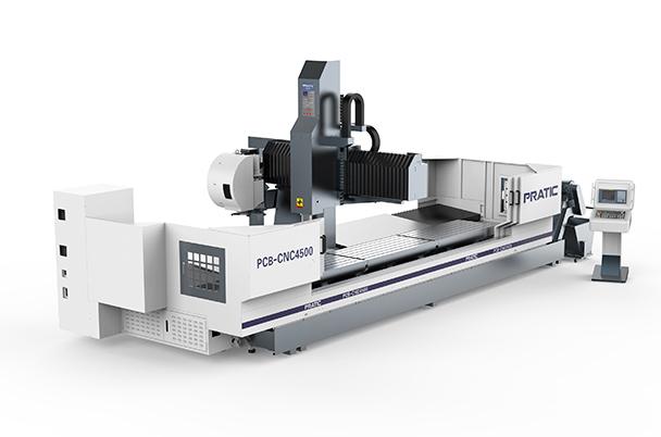 普拉迪PCA型材复合加工中心机床-机床维修机床配件