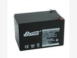 恒力蓄电池CB12-12免维护12V12AH应急UPS工业消防12V7AH蓄电池