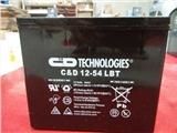 大力神蓄电池C&D 12-88 LBT报价