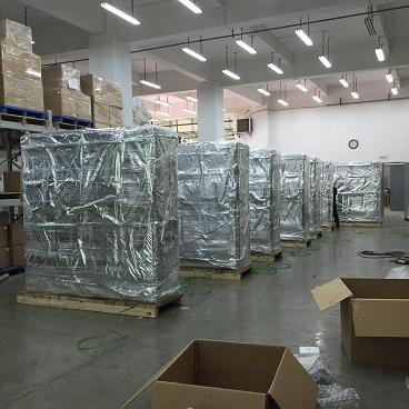 机器立体防潮袋 出口海运铝塑包装袋