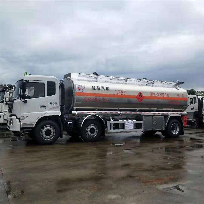 中石化流動加油車- 國六運油車- 東風多利卡新款