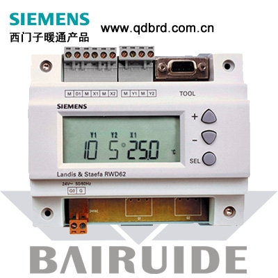 吉林市西門子控制器RWD32 RWD82