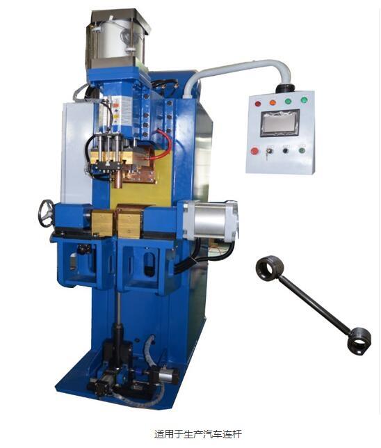 烟台豪精储能焊机  焊接质量高