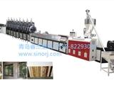 供应 新型 PVC仿大理石线条挤出设备