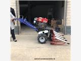 重慶市小型自走式蘆葦桿收割機質優價廉手扶收割機環保稻