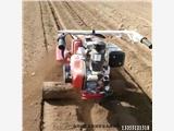 作簡單手扶自走式開溝培土機 柴油耐用開溝機自走柴油開