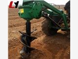 生產直銷中型拖拉機植樹挖坑機 多功能大馬力植樹挖坑機