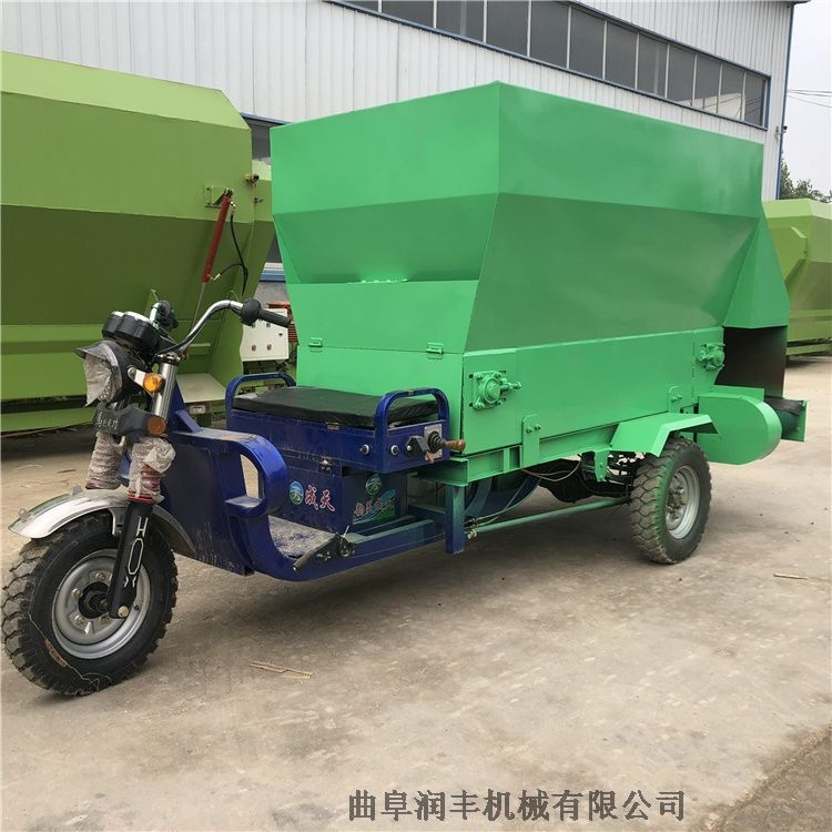 菏澤市帶稱重日糧制備機 定制雙軸混料機咨詢