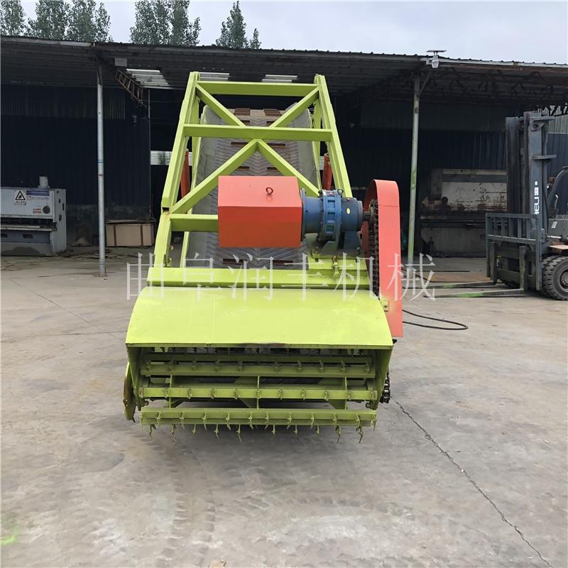 飼草堆挖料取料機飼草堆扒草扒料機自動裝車高空挖料機