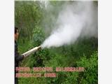 汽油全自动高效烟雾机 养殖场消毒用弥雾机