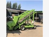 厂家供应青贮取料机 大型移动式取草机