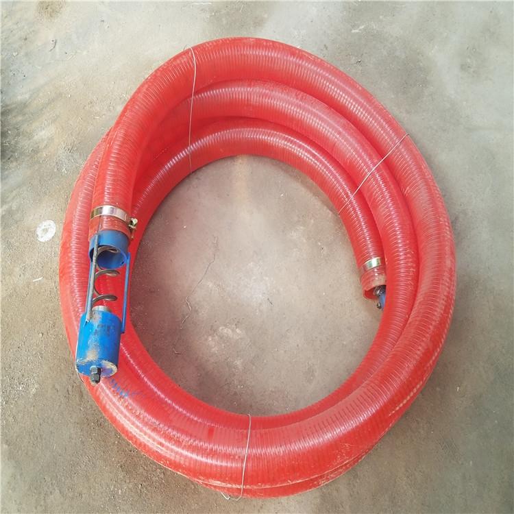 软管车载吸粮机 悬挂式抽粮机 柴油动力吸粮机规格
