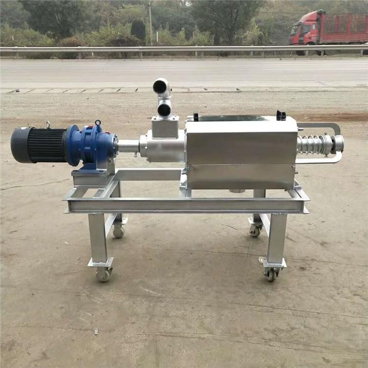 200型固液分離機 脫水機價格咨詢 兩相電固液分離機