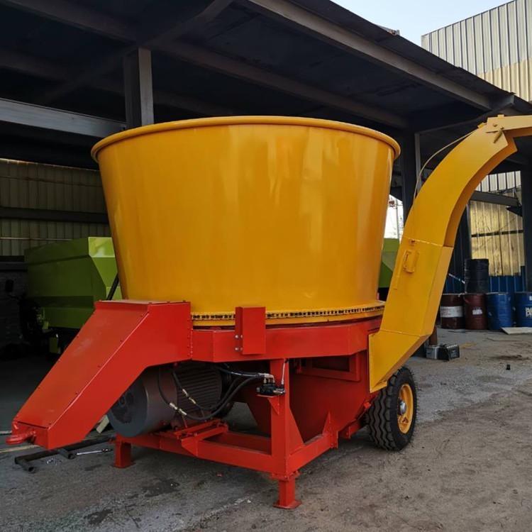 草捆粉碎机产量高 油电两用粉草机 圆盘粉碎机批发