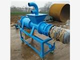 有机肥粪便处理机 无堵塞粪便脱水机 高效节能分离机