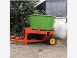 内蒙古奶秸秆粉碎机 自动进料碎草机 圆盘式粉碎机