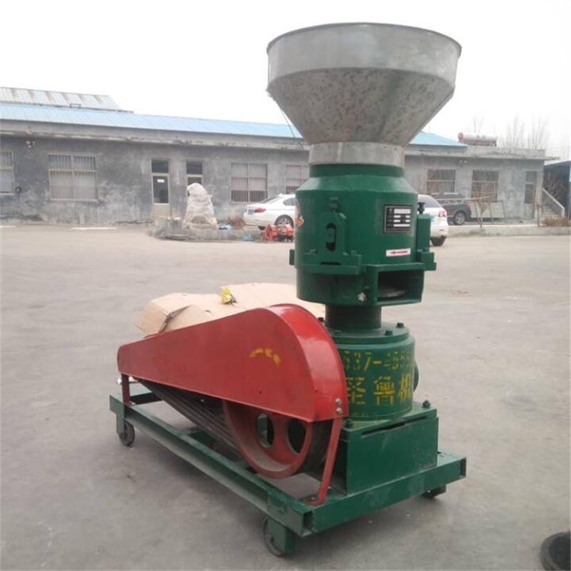 滁州养殖饲料造粒机 大产量饲料颗粒机