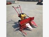 圣魯生產銷售專業收割機  自走式稻麥收割割曬機