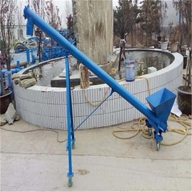 螺旋输送机中间轴承环保螺旋绞龙 知名