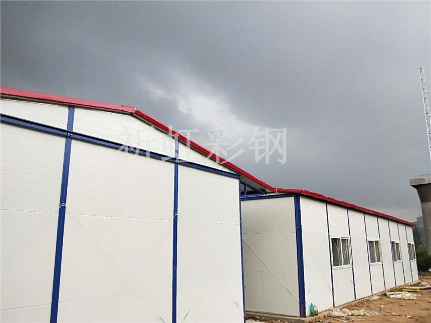 唐山市开平区彩钢房回收  丰南区活动房厂家直销