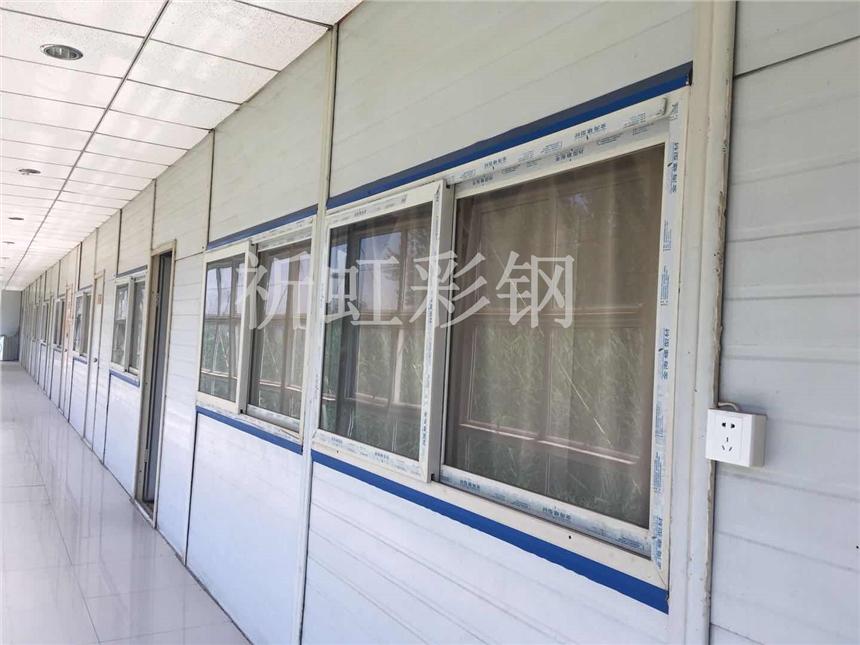 天津彩鋼房回收 輕鋼活動房