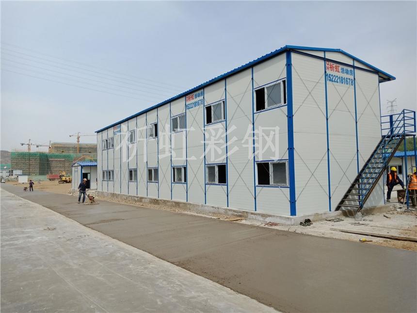 唐山市开平区供应彩钢房 路南区活动板房装修